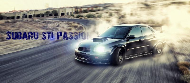 Subaru STI Passion