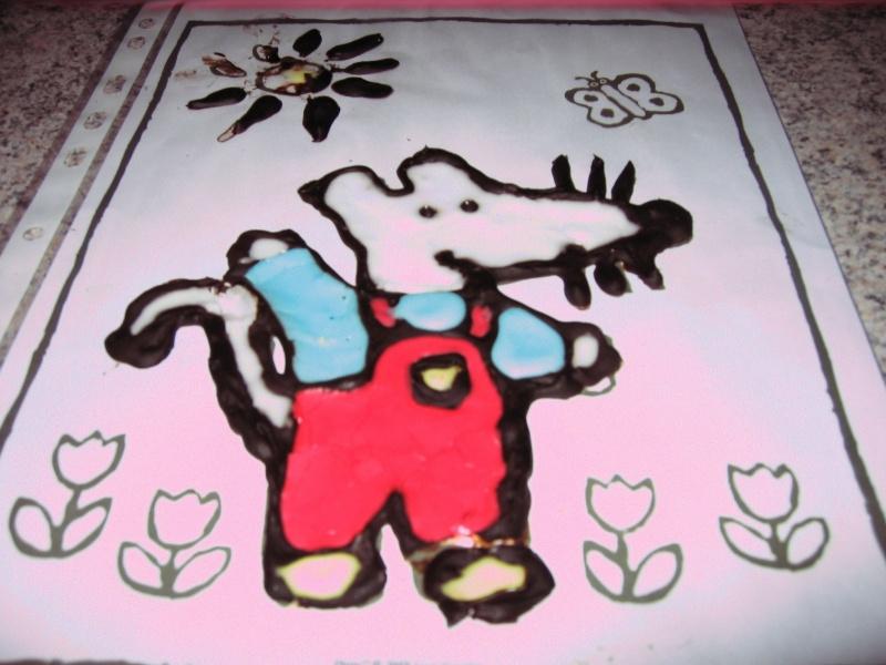 Mimi la souris for Housse de couette mimi la souris