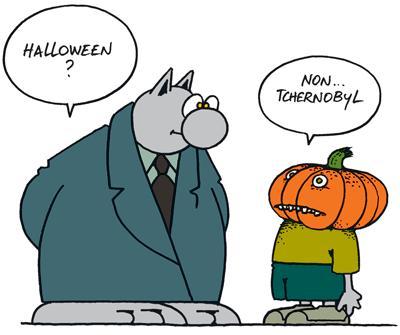 Halloween le blog de mic - Image halloween drole ...