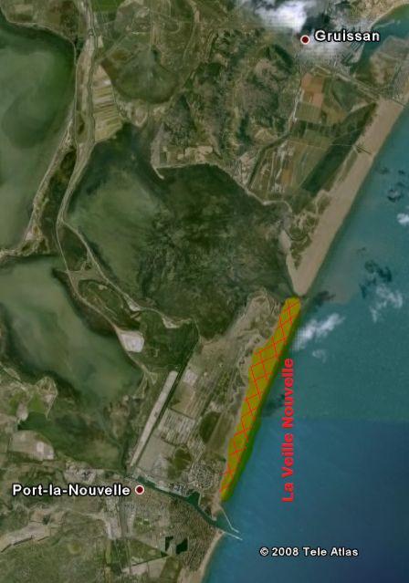 Directwind le forum du windsurf fermeture plage de la - Camping municipal port la nouvelle ...