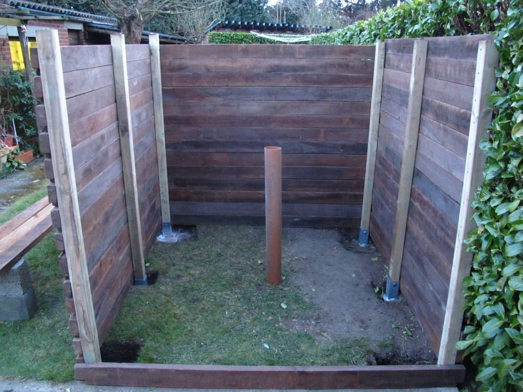 Construction observtoire strappalabe page 4 for Creuser un puits dans son jardin