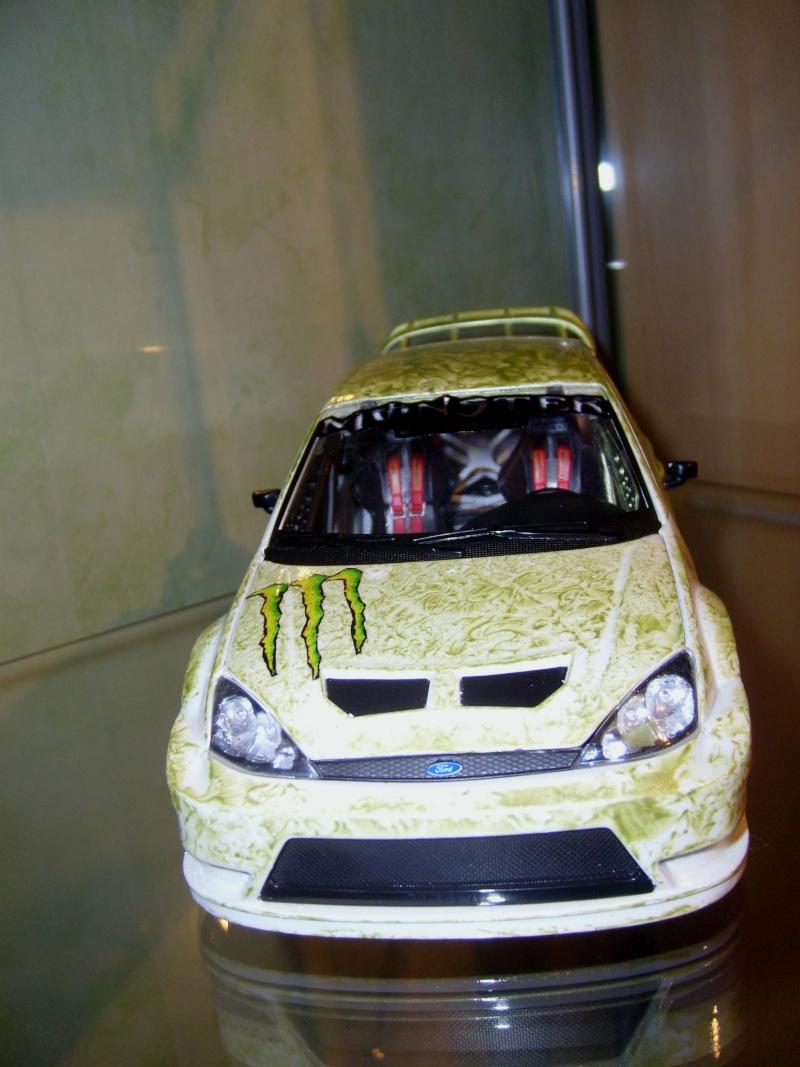 Focus Monster Energy