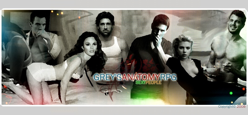 [ Notre forum préféré - Grey's Anatomy ]