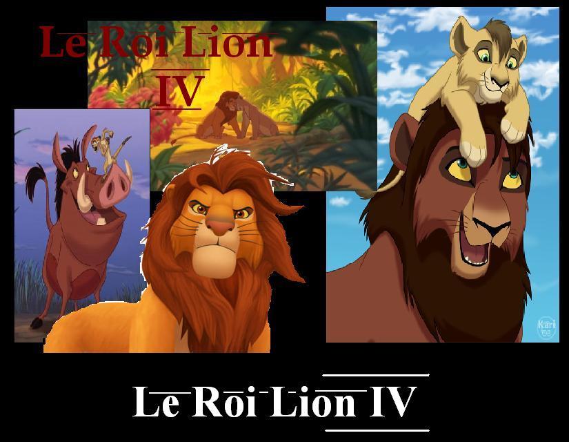 Le Roi Lion 4