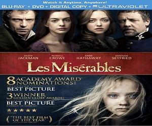 فيلم Les Miserables 2012 720p BluRay مترجم جودة بلوراي أصلية