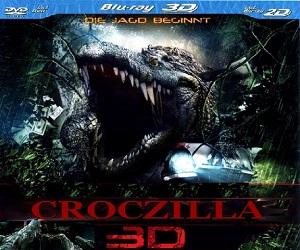 بإنفراد فيلم Croczilla 2013 BluRay مترجم