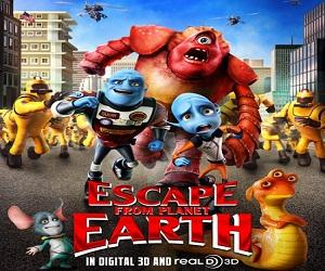 فيلم Escape From Planet earth 2013 R5 مترجم دي في دي DVDr
