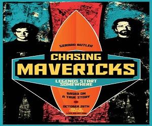 بإنفراد فيلم Chasing Maverics 2012 مترجم بجودة ديفيدي DVDRip