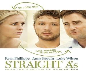 فيلم Straight As 2013 مترجم DVDrip ديفيدي