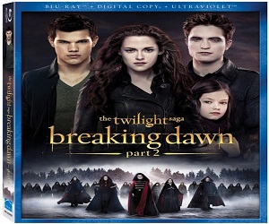 فيلم Twilight Saga Breaking Dawn Part 2 BluRay مترجم بلوراي