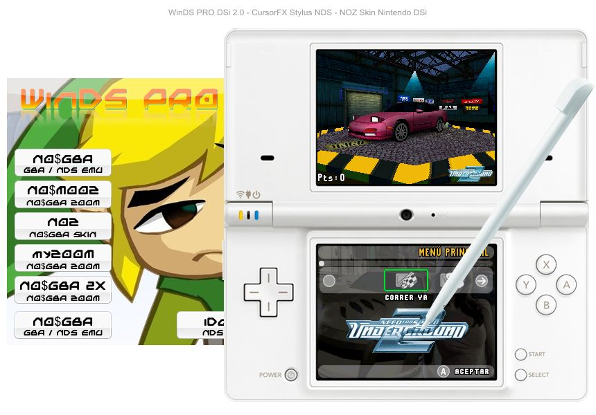 descargar emulador de nintendo ds para pc windows 7