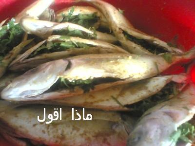 طريقة عمل السمك المشوى بالفرن uo511.jpg