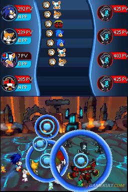 Test] Sonic Chronicles La Confrérie Des Ténèbres sur Nintendo DS