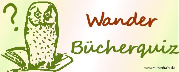 Logo Wanderbücherquiz
