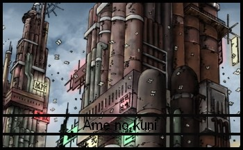Ame no kuni (pays de la pluie)