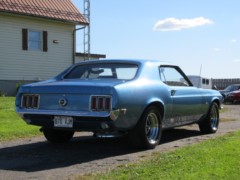 ford mustang coupe 1970 vendre. Black Bedroom Furniture Sets. Home Design Ideas