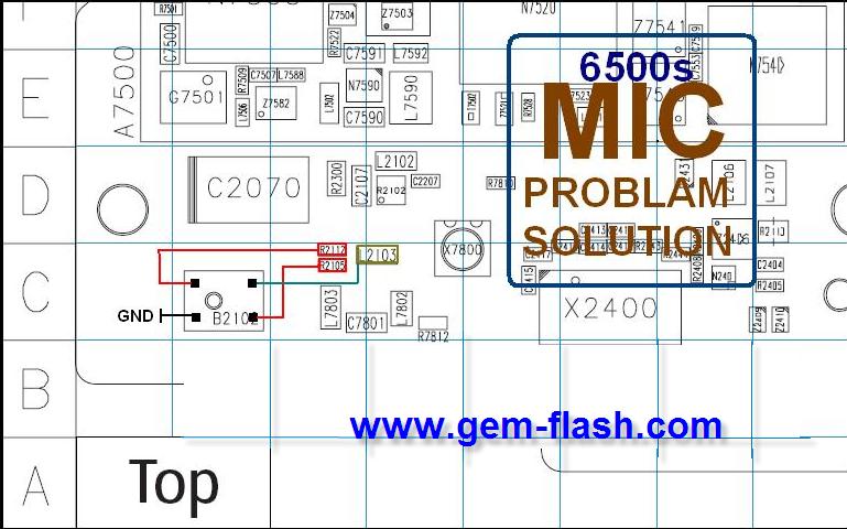 6500s MIC SOLUTION