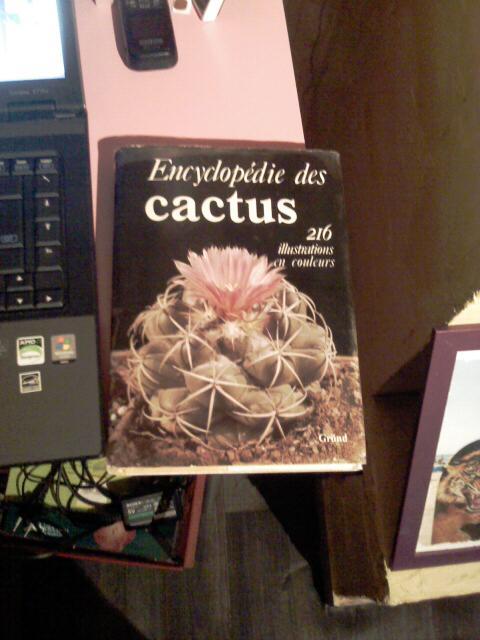 encyclopedie cactus