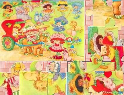 Worksheet. Dibujo de frutillita y sus amigos  Imagui
