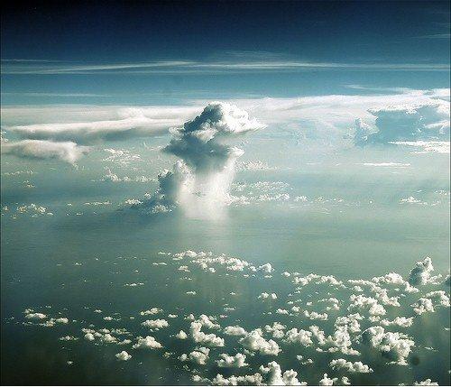 空中的魅力