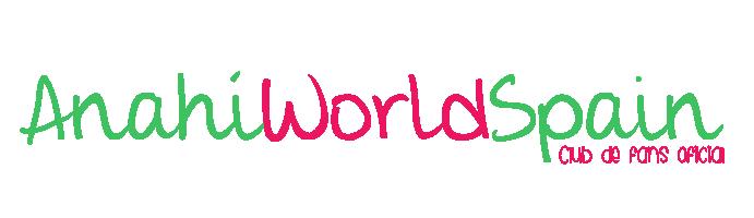Anahí World Spain