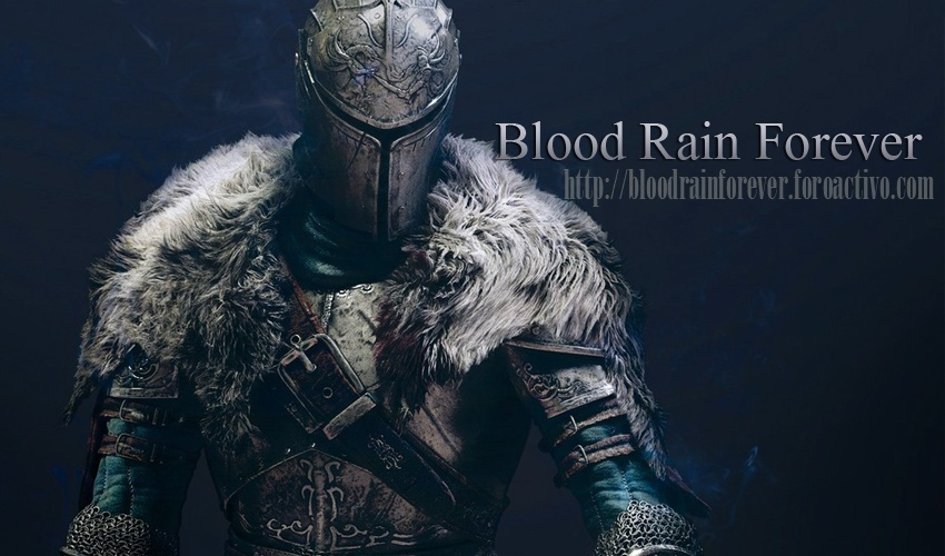 Blood Rain Forever