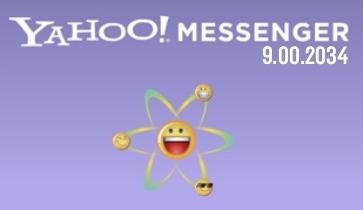 احدث اصدار من الياهو Yahoo Messenger 9 0 0 2034 Final مع باتش فتح اكثر من ياهو