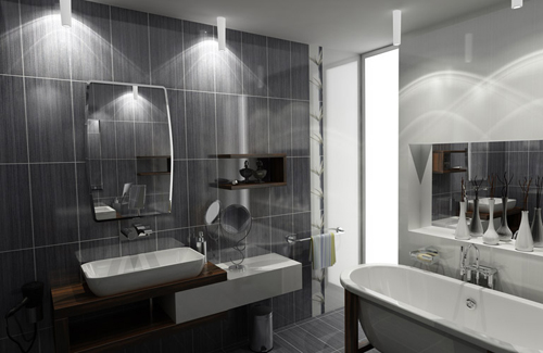 Entretenir la salle de bain - Renover plafond salle de bain ...