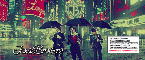 Jonas Brothers Türkiye Fan Sitesi