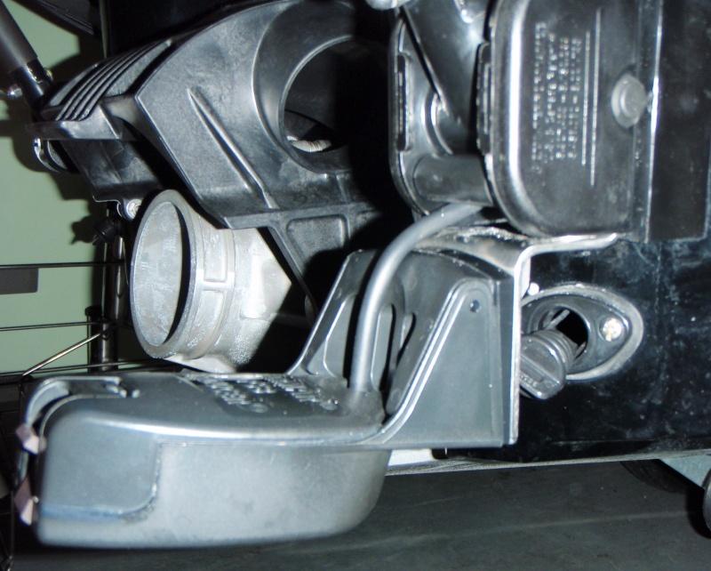 Yamaha Transducer External Mounting Bracket