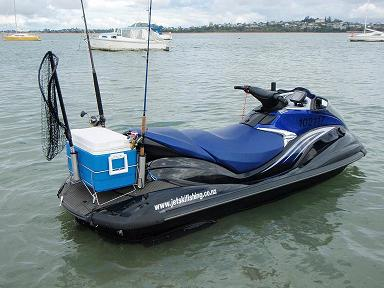 photo of jetskifishing pwc