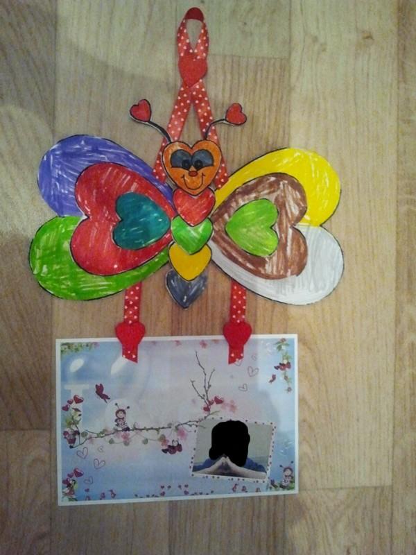 la saint valentin bricolage activit s manuelles assistante maternelle. Black Bedroom Furniture Sets. Home Design Ideas