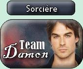 Sorcière - Damon
