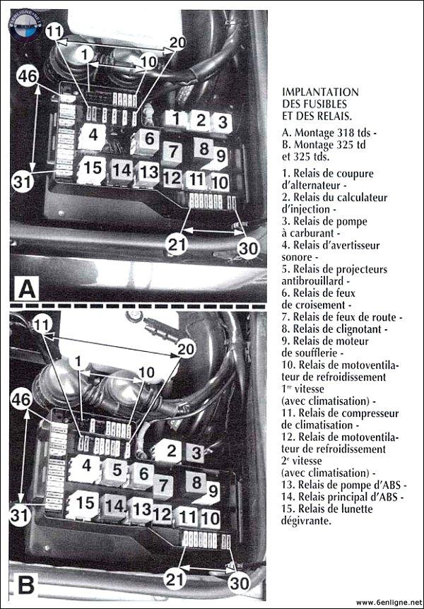 Bmw E36 318 Tds Compact An 1999 Pas De Chauffage Dans