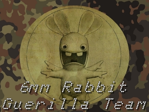 6mm Rabbit Guerilla Team