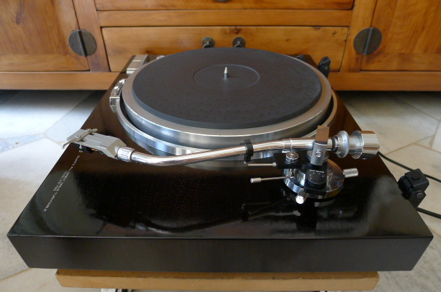 Kenwood Kd 750 Turntable Sold
