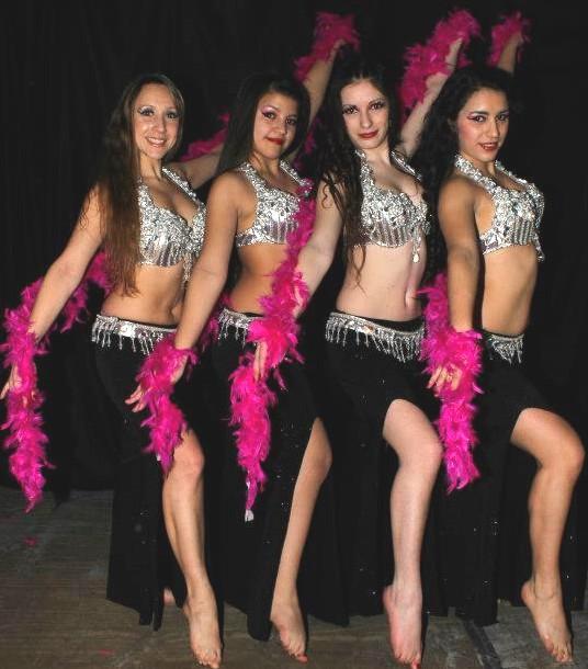 Jos C Paz El Ballet Sahar Crece