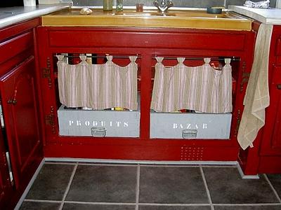 Le rangement bien pens dans votre cuisine - Astuce rangement placard cuisine ...