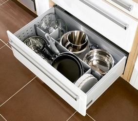 rangement tiroir cuisine jago tiroir tlscopique de. Black Bedroom Furniture Sets. Home Design Ideas
