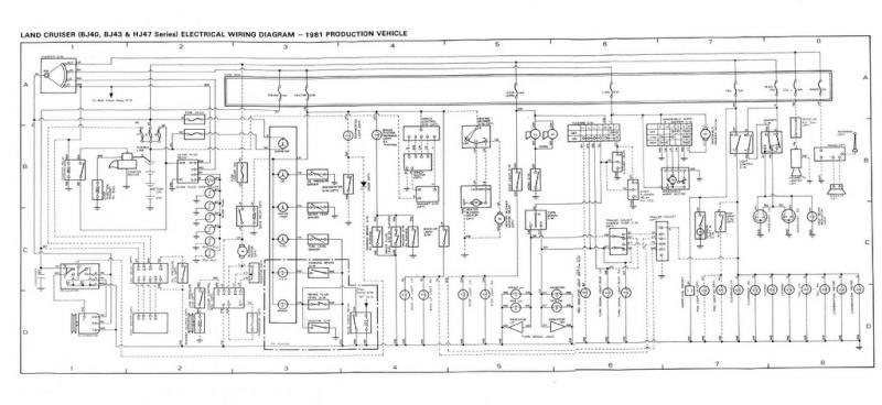 esquema electrico bj40