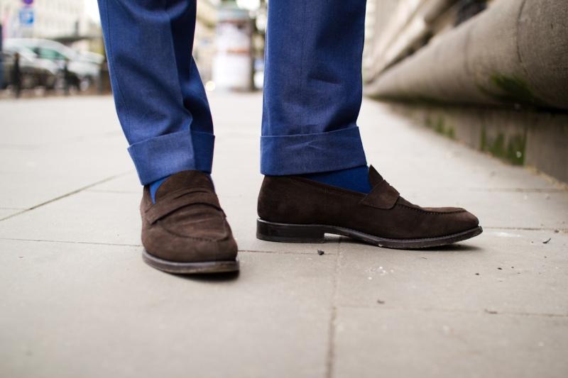 Ourlet pantalon costume - l atelier couture 689380522c26