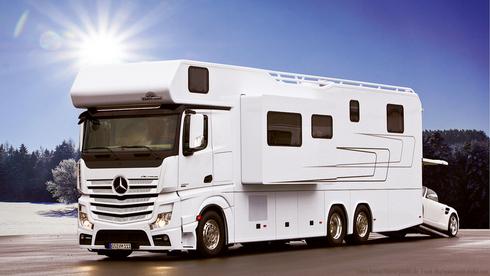mb nutzfahrzeuge luxus camping mit dem. Black Bedroom Furniture Sets. Home Design Ideas