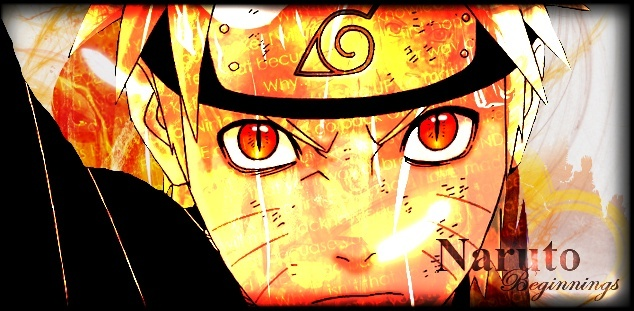 Naruto Beginnings