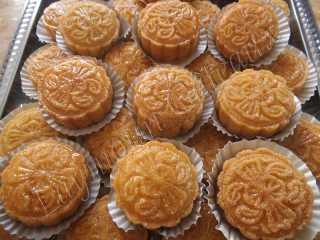 gateaux algériens - desserts et pâtisseries