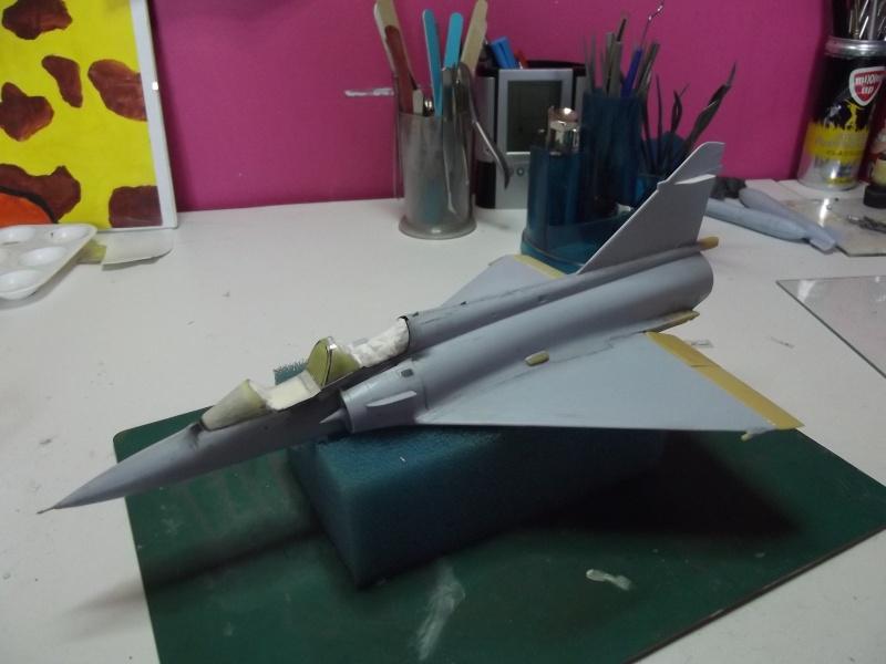 Mirage 2000 d n eduard page 2 for Interieur mirage 2000