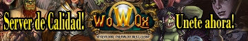 Wow Qx | Server Blizz Y Fun 3.3.5a
