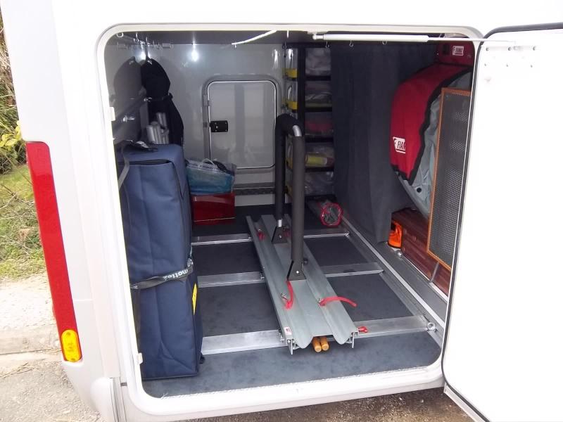 Forum camping-car par marque :: AMÉNAGEMENT SOUTE/GARAGE CARTHAGO