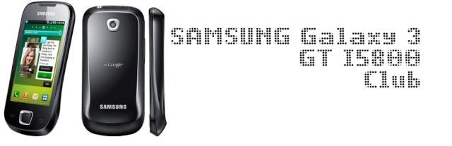 Samsung Galaxy I5800 Klubas