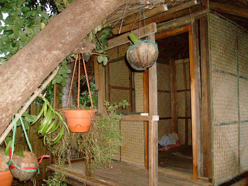 Filipino modern nipa hut house design joy studio design for Nipa hut interior designs