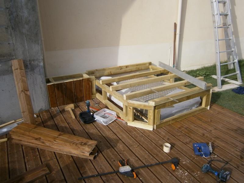 terrasse bois par jb. Black Bedroom Furniture Sets. Home Design Ideas